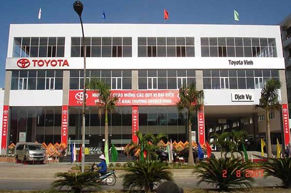 Toyota Vinh